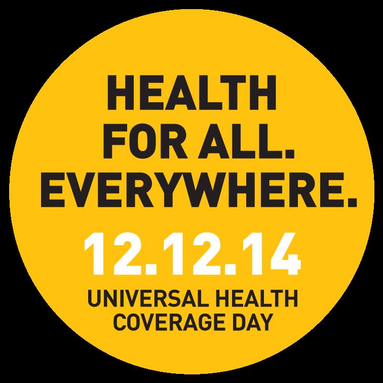 #healthforall